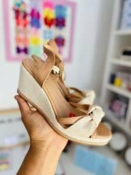 Sapato número 35