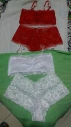 Vendo lingerie tamanho G fone *