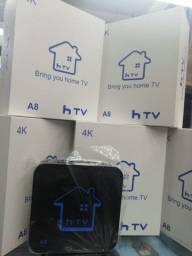 Transforme sua tv em smart A8