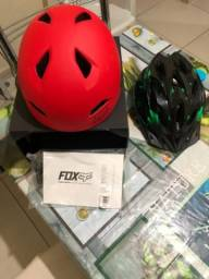 Vendo capacetes ciclismo