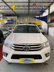 Toyota Hilux SRV 2.7 + GNV