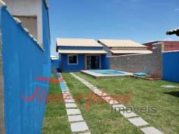 Casa 2 quartos com piscina em Unamar, Cabo Frio.
