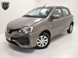 Toyota Etios X 1.3L MT