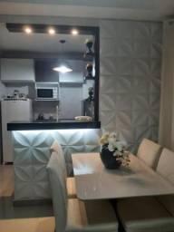 Apartamento para Venda em Uberlândia, 2 dormitórios, 1 banheiro, 1 vaga