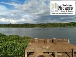 Excelente Chácara nas margens do Rio Paranapanema, bairro Alambarizinho/Cambará