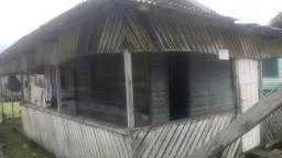 Casa em área de ponte