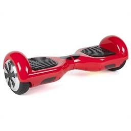 Hoverboard Bluetooh 6,5 - Vermelho - Com Led - Smart Balance
