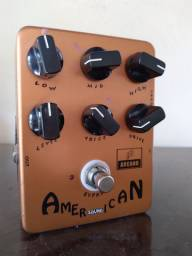 Pedal American sound
