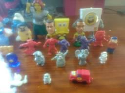 Miniaturas Kinder Geloucos MC Donald's
