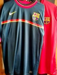 Camisas do Barcelona
