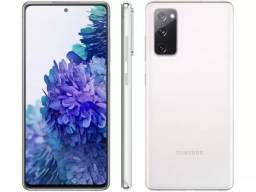 Samsung Galaxy S20 FE / 256gb / Branco / Novo / Nota Fiscal