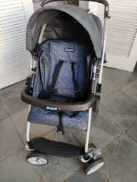 Carrinho e bebê conforto Burigotto AT6K