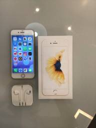 iPhone 6s dourado / 32gb de memória (muito novo)