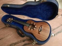 Cavaquinho luthier herillins Mogno