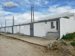 Casa à venda na Nova Caruaru, com 2 quartos.
