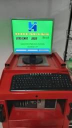 Alinhamento computadorizado Hoffman funcionando 100%