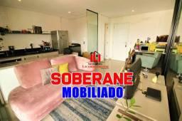 Soberane Residence, Mobiliado, Apartamento no bairro Adrianópolis