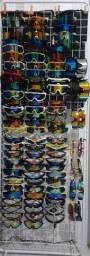 Óculos para ciclistas e corredores motoqueiros