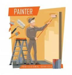 Pinturas e serviços em geral