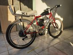 Bicicleta motorizada 1 mes de uso