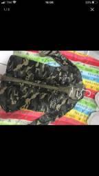 Jaqueta estilo militar (FEMININA )