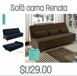 Sofá Cama Renata