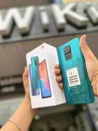 Xiaomi Redmi Note 9 128gb-(Lojas Wiki)