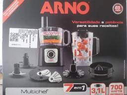 Vende-se Multiprocessador Arno 7 em 1 Multichef 700W