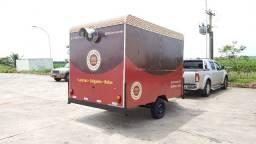 Food Truck Trailer em Promoção Oferta Barato Direto do Fabricante Especialista