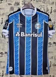 Camisa do Grêmio, cada uma 80 tudo nova original..