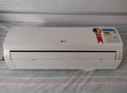 Ar Condicionado LG Hi Wall Frio 9000btus com Suporte