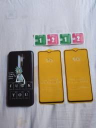 Películas e capinha, Redmi Note 8 Pro