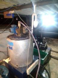 Máquina de gelo scama