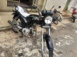 Hunter 100 cc documento atrasado