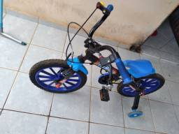 Bicicleta infantio