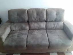 Vendo sofá retrátil 3 lugares