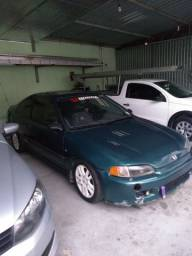Honda Civic EXS 1995 Coupê