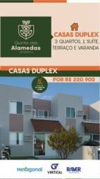 Título do anúncio: Residencial Quinta Das Alamedas Com Possibilidade de Zero Entrada