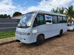 Micro Ônibus (Van) Marcopolo Volare Cinza
