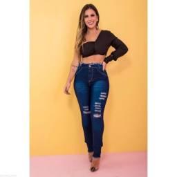 Calça jeans Tam 42 nova nunca usada !