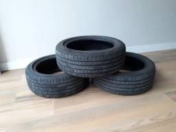 (3 pneus) Usado - Pneu 195/50R16 Pirelli Cinturato P7 84H (R$ 250 cada)
