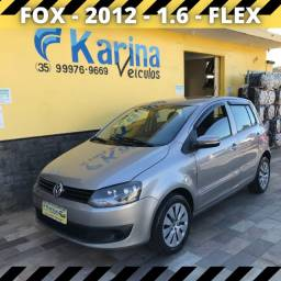 Fox - 2012 - 1.6 - Flex