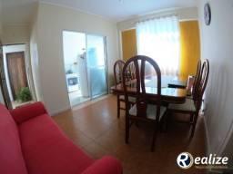 AP00263 Apartamento de 01 quarto Mobiliado de frente para a rua na Praia do Morro