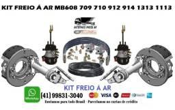 Kit Freio á Ar Mercedes 608 709 710 914 1313 1113