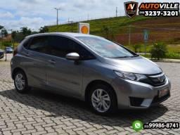 21Mil Km Rodados*Honda Fit LX 1.5 Flex*Câmbio CVT*Carro Impecável - 2016