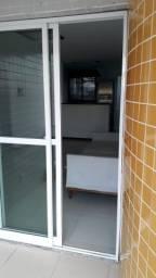 M - Excelente apartamento 2 quartos e 2 suítes no Centro