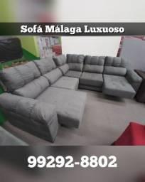 Sofá retratil sofá