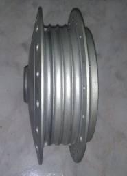 Cubo da roda dianteira original da Fan ou Titan