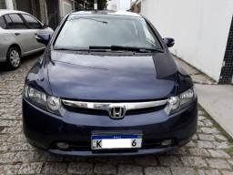 Civic 1.8 EXS, azul, 2007, 115180km