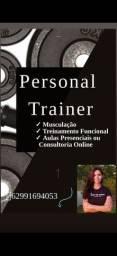 Setor Sudoeste. Personal trainer Suzy